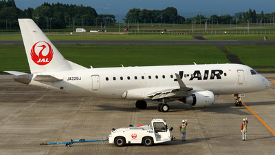 JA226J - Embraer 170-100STD - J-Air