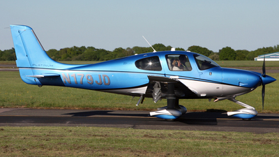 N179JD - Cirrus SR22T - Private