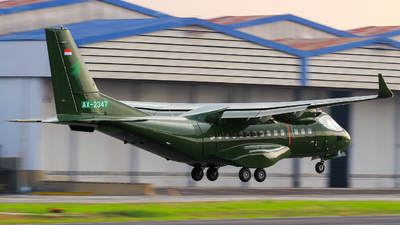 AX-2347 - IPTN CN-235-220 - Indonesian Aerospace