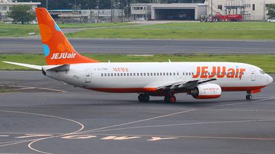 HL7780 - Boeing 737-85F - Jeju Air