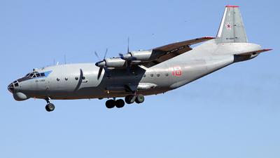 RF-12554 - Antonov An-12BK - Russia - Air Force