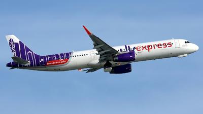 B-LEB - Airbus A321-231 - Hong Kong Express