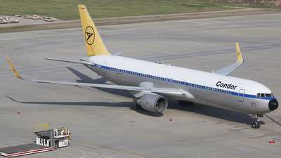 A picture of DABUM - Boeing 76731B(ER) - Condor - © Lihaoyang