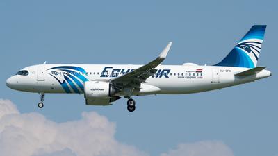 SU-GFN - Airbus A320-251N - EgyptAir