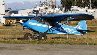 N6978B - Piper PA-18-150 Super Cub - Private