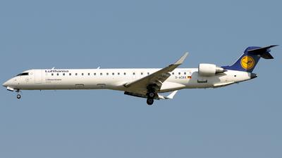 D-ACKK - Bombardier CRJ-900LR - Lufthansa CityLine
