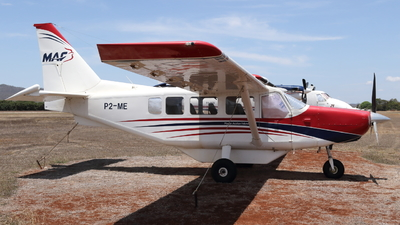 P2-MEX - GippsAero GA8-TC320 - Mission Aviation Fellowship