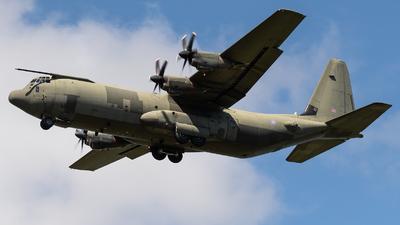 A picture of ZH875 - Lockheed C130J Hercules -  - © Thomas Masterman