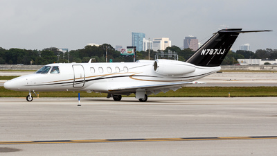 N787JJ - Cessna 525 Citation CJ4 - Private