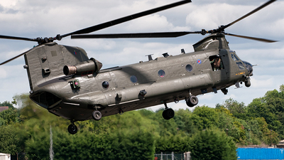 ZA720 - Boeing Chinook HC.2 - United Kingdom - Royal Air Force (RAF)