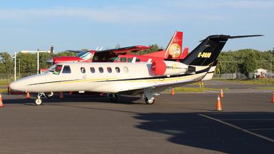 C-GOJG - Cessna 525A CitationJet CJ2 - Private