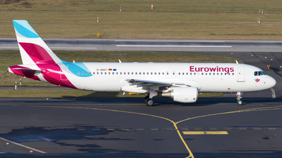 D-ABDT - Airbus A320-214 - Eurowings