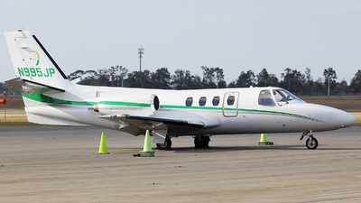 N995JP - Cessna 501 Citation - Private