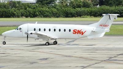 HI1007 - Beech 1900D - Sky High Aviation Services