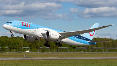 PH-TFM - Boeing 787-8 Dreamliner - TUI