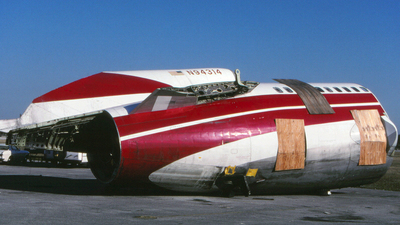 N94314 - Boeing 727-231 - Trans World Airlines (TWA)