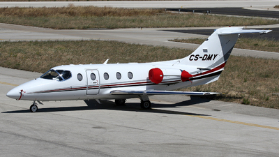 CS-DMY - Raytheon Hawker 400XP - NetJets Europe