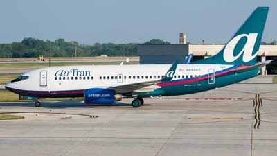 N295AT - Boeing 737-76N - airTran Airways