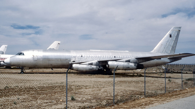 N819AJ - Convair CV-880 - Untitled