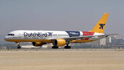PH-DBH - Boeing 757-230 - DutchBird