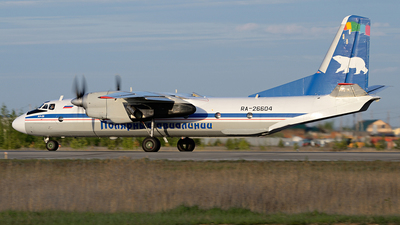 RA-26604 - Antonov An-26 - Polyarnye Avialinii