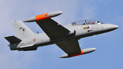 MM54458 - Aermacchi MB-339A - Italy - Air Force