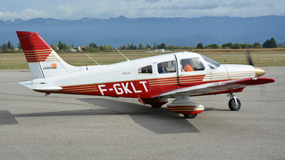 F-GKLT - Piper PA-28-181 Archer II - Aerospeed Flight School