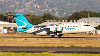 VH-NJQ - British Aerospace Avro RJ100 - Cobham Aviation Services Australia