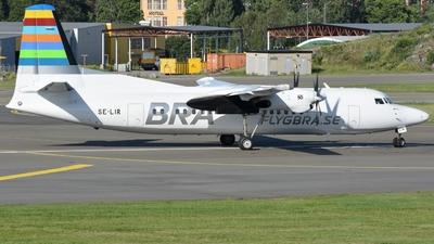 SE-LIR - Fokker 50 - Amapola Flyg