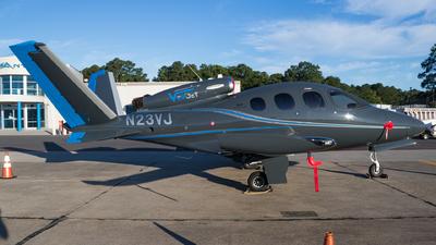N23VJ - Cirrus Vision SF50 G2 - VeriJet