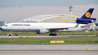 D-ALCL - McDonnell Douglas MD-11(F) - Lufthansa Cargo