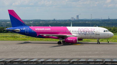 A picture of HALWG - Airbus A320232 - Wizz Air - © marfi80