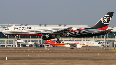 B-1432 - Boeing 757-21K(SF) - SF Airlines