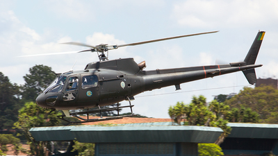 EB1029 - Helibrás HA-1 Esquilo - Brazil - Army