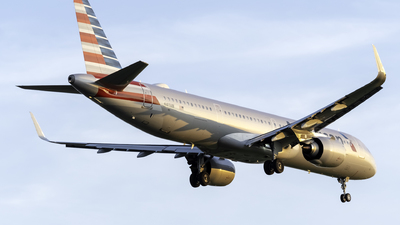 N411AN - Airbus A321-253NX - American Airlines