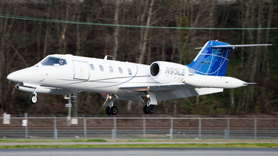 N93LE - Bombardier Learjet 35 - Private