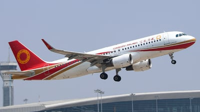 B-8878 - Airbus A320-214 - Chengdu Airlines