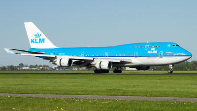 PH-BFD - Boeing 747-406(M) - KLM Royal Dutch Airlines