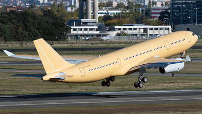A picture of EC334 - Airbus A330200(MRTT) - Airbus - © DN280