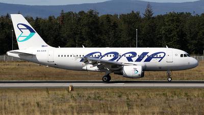 S5-AAX - Airbus A319-111 - Adria Airways