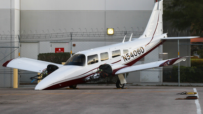 A picture of N5406D - Piper PA34200T - [347570142] - © C. v. Grinsven