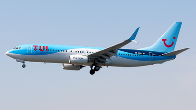 SE-RFN - Boeing 737-8K5 - TUIfly Nordic