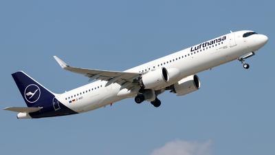 D-AIEI - Airbus A321-271NX - Lufthansa