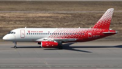 RA-89126 - Sukhoi Superjet 100-95B - Rossiya Airlines