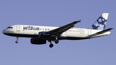 A picture of N649JB - Airbus A320232 - JetBlue Airways - © Sebastian C