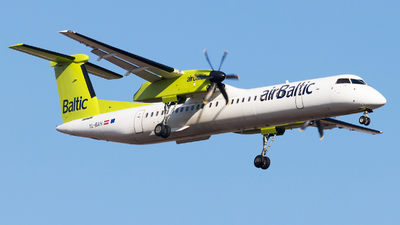 A picture of YLBAH - De Havilland Canada Dash 8400 - [4296] - © Oleksandr Smerychansky