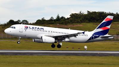 CC-BAE - Airbus A320-233 - LATAM Airlines