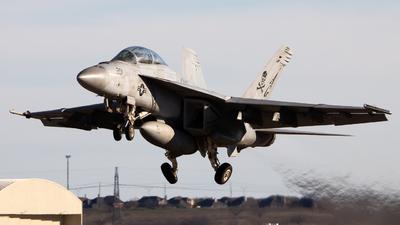 168889 - Boeing F/A-18F Super Hornet - United States - US Navy (USN)