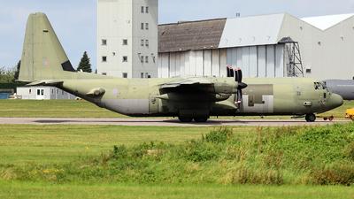 ZH869 - Lockheed Martin Hercules C.4 - United Kingdom - Royal Air Force (RAF)