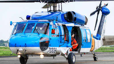 7008 - Sikorsky S-70 Seahawk - Taiwan - Air Force